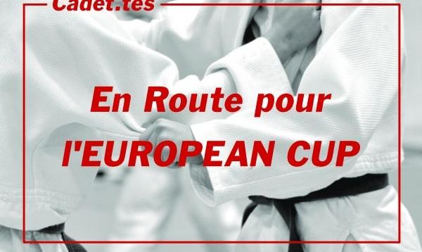 Les jeunes athlètes de la Région en route pour l'European Cup