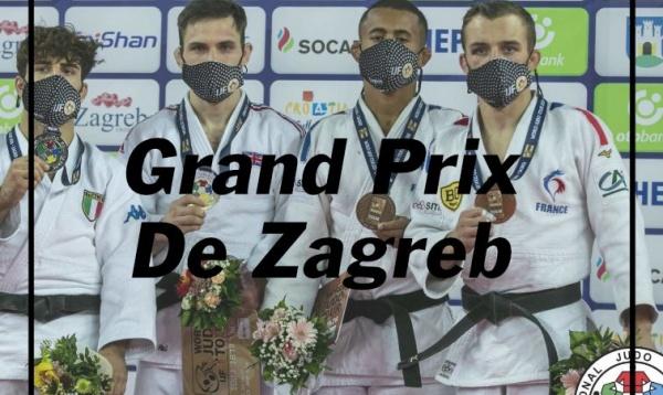 Grand Prix de Zagreb - Le Bronze pour Jolan Florimont, les anciennes brillent aussi
